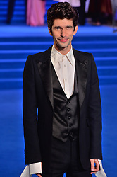 © Licensed to London News Pictures. 12/12/2018. London, UK. BEN WHISHAW attends attends the Mary Poppins Returns European film premiere held at the Royal Albert Hall. Photo credit: Ray Tang/LNP