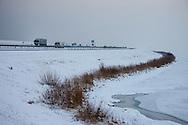 Afsluitdijk - Kornwerderzand - Enclosure Dam
