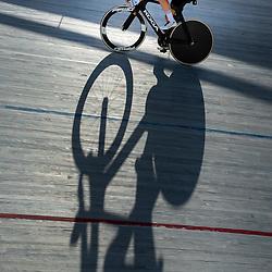 23-07-2020: Wielrennen: baantraining: Assen<br /> Amy Pieters