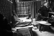 Egypt . Cairo : TEKKYA AL SULEYMANYA , Souffi monastery, where poor people are living. 17 families 100 people. Islamic Cairo   NM225