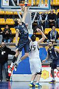 DESCRIZIONE : Bologna LNP DNB Adecco Silver GironeA 2013-14 Fortitudo Bologna Basket Cecina<br /> GIOCATORE : Capitanelli Andrea<br /> SQUADRA : Basket Cecina<br /> EVENTO : LNP DNB Adecco Silver GironeA 2013-14<br /> GARA :  Fortitudo Bologna Basket Cecina <br /> DATA : 05/01/2014<br /> CATEGORIA : Schiacciata<br /> SPORT : Pallacanestro<br /> AUTORE : Agenzia Ciamillo-Castoria/A.Giberti<br /> Galleria : LNP DNB Adecco Silver GironeA 2013-14<br /> Fotonotizia : Bologna LNP DNB Adecco Silver GironeA 2013-14 Fortitudo Bologna Basket Cecina<br /> Predefinita :