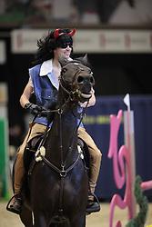 Helgstrand Andreas (DEN)<br /> JBK Horse Show Odense 2009<br /> © Hippo Foto - Leanjo de Koster