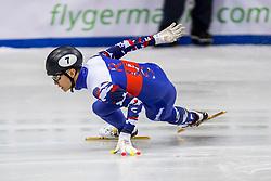 12-01-2018 DUI: ISU European Short Track Championships 2018 day 1, Dresden<br /> Victor An RUS #7