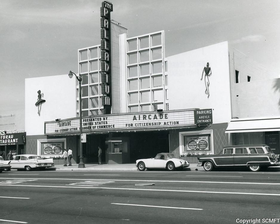 1959 The Hollywood Palladium