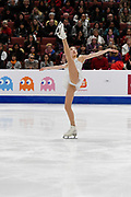 Ting Cui Representing the USA during the ISU - Four Continents Figure Skating Championships, at the Honda Center in Anaheim California, February 5-10, 2019