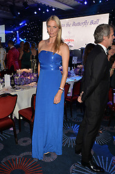 JODIE KIDD at The Butterfly Ball in aid of Caudwell Children held at the Grosvenor House, Park Lane, London on 25th June 2015