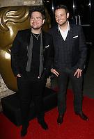 Sam & Mark, British Academy Children's Awards, Roundhouse Camden, London UK, 22 November 2015, Photo by Brett D. Cove