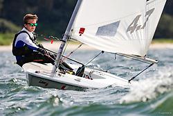 , Travemünder Woche 19. - 28.07.2019, Laser 4.7 - GER 178097 - Felix ABENDROTH - Segelclub Prinzensteg e. V. Josef Grewe