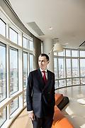 Milan, Unicredit Headquarter, CEO Jean Pierre Mustier