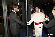 """l to r: Jay Norris and Davood Roostaei at """" The Obama That One: A Pre-Inagural Gala Celebrating the Victory of President-Elect Obama celebration held at The Newseum in Washington, DC on January 18, 2009  .."""