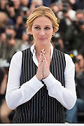 JULIA ROBERTS  after the money monster movie photocall during the sixty ninth cannes film festival Thursday, May 12, 2016<br /> ©Exclusivepix Media