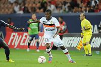 FOOTBALL - FRENCH CHAMPIONSHIP 2012/2013 - L1 - PARIS SG v FC LORIENT - 11/08/2012 - PHOTO JEAN MARIE HERVIO / REGAMEDIA / DPPI - ALAIN TRAORE (FCL)