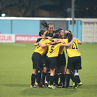 2016 National A Div Girls Football Final: VJC vs RI