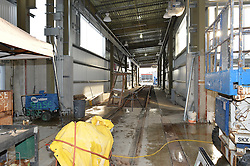 New Haven Rail Yard, Independent Wheel True Facility. CT-DOT Project # 0300-0139, New Haven CT.<br /> Photograph of Construction Progress Photo Shoot 31 on 4 February 2014. One of 52 Images Captured this Submission.