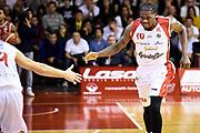 Reynolds Jalen<br /> Grissin Bon Pallacanestro Reggio Emilia - VL Pesaro<br /> Lega Basket Serie A 2017/2018<br /> Reggio Emilia, 08/10/2017<br /> Foto A.Giberti / Ciamillo - Castoria