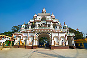 Jagannath Mandir Tempel, Argatala,Tripura, Nordost Indien*Jagannath Mandir Temple, Tripura, Northeast India