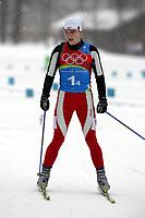 OL 2006 Langrenn menn stafett,<br />Pragelato Plan<br />19..02.06 <br />Foto: Sigbjørn Hofsmo, Digitalsport <br /><br /><br />Tore Ruud Hofstad NOR