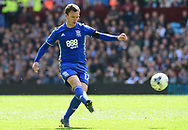 Craig Gardner of Birmingham city in action.  EFL Skybet championship match, Aston Villa v Birmingham city at Villa Park in Birmingham, The Midlands on Sunday 23rd April 2017.<br /> pic by Bradley Collyer, Andrew Orchard sports photography.
