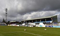 Twerton Park - Mandatory by-line: Paul Knight/JMP - 16/02/2017 - FOOTBALL - Twerton Park - Bath, England - Bristol City U23 v Southampton U23 - Premier League 2 Cup