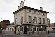 Railway Tavern pub Stratford in East London, United Kingdom. Stratford is now East Londons primary retail, cultural and leisure centre. It has also become the second most significant business location in the east of the capital.