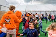 15-09-2017 - Foto van het KLM Open 2017 gespeeld op The Dutch in Spijk.. Golfraak.nl