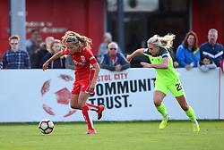 Claire Emslie of Bristol City Women - Mandatory by-line: Paul Knight/JMP - 20/05/2017 - FOOTBALL - Stoke Gifford Stadium - Bristol, England - Bristol City Women v Liverpool Ladies - FA Women's Super League Spring Series