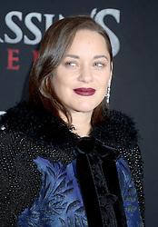 A pregnant Marion Cotillard attending the Assassin's Creed premiere at AMC Empire 25 theater on December 13, 2016 in New York City, NY, USA. Photo by Dennis Van Tine/ABACAPRESS.COM