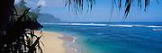 Hideaway Beach, Princeville, Hanalei, Kauai, Hawaii<br />
