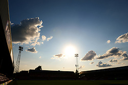 A general view of Griffin Park - Mandatory by-line: Dougie Allward/JMP - 15/08/2017 - FOOTBALL - Griffin Park - Brentford, England - Brentford v Bristol City - Sky Bet Championship