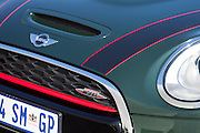 Media launch of the 2015 Mini John Cooper Works. Image by Greg Beadle