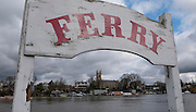 Molesey, Surrey. Molesey Veterans Head. General views of the course on the River Thames, Saturday  21/02/2015  [Mandatory Credit; Peter Spurrier/Intersport-images]