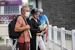 Godel Robin, SUI<br /> Olympic Games Tokyo 2021<br /> © Hippo Foto - Dirk Caremans<br /> 31/07/2021