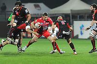 Drew MITCHELL - 14.03.2015 - Lyon OU / Toulon -  20eme journee de Top 14<br /> Photo : Jean Paul Thomas  / Icon Sport<br /> <br />   *** Local Caption ***