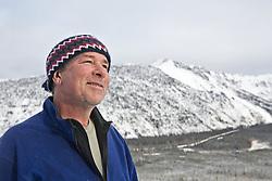 Bear Cave Mountain in Ni'iinlii Njik (Fishing Branch)Territorial Park, North Yukon