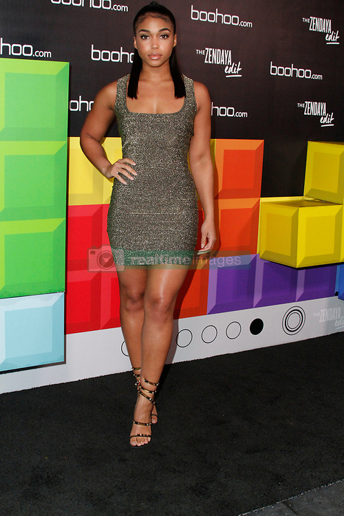 Boohoo Hosts 'The Zendaya Edit' Block Party at The Highlight Room on March 21, 2018 in Hollywood, California. 21 Mar 2018 Pictured: Lori Harvey. Photo credit: FS/MPI/Capital Pictures / MEGA TheMegaAgency.com +1 888 505 6342