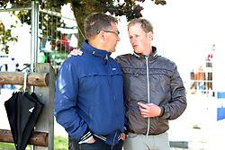 jRath Klaus Martin, Rath Matthias Alexander, (GER) <br /> Grand Prix<br /> CDIO Hagen 2015<br /> © Hippo Foto - Stefan Lafrentz<br /> 09/07/15