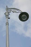 Dublin street lamp, Ireland
