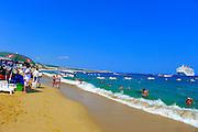 Medano Beach, Cabo San Lucas, Baja, Mexico