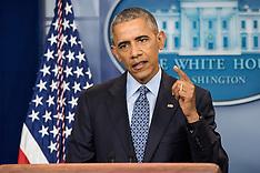 Washington - President Obama Gives Final Press Conference - 18 Jan 2017