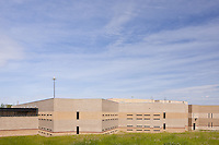 Architectural Building Image of the Prince Georges County Correctional Facility in Upper Marlboro MD