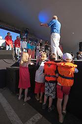 Delta Lloyd North Sea Regatta, Scheveningen, the Netherlands, 27th May 2012.