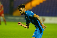Macauley Southam-Hales. Stockport County FC 4-0 Chesterfield FC. Emirates FA Cup. 4.11.20