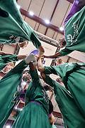 DESCRIZIONE : Eurolega Euroleague 2015/16 Gir.D Dinamo Banco di Sardegna Sassari - Unicaja Malaga<br /> GIOCATORE : Team Unicaja Malaga<br /> CATEGORIA : Fair Play Before Pregame<br /> SQUADRA : Unicaja Malaga<br /> EVENTO : Eurolega Euroleague 2015/2016<br /> GARA : Dinamo Banco di Sardegna Sassari - Unicaja Malaga<br /> DATA : 10/12/2015<br /> SPORT : Pallacanestro <br /> AUTORE : Agenzia Ciamillo-Castoria/L.Canu