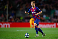 November 5, 2019, Barcelona, Catalonia, Spain: November 5, 2019 - Barcelona, Spain - Uefa Champions League Stage Group, FC Barcelona v Slavia Praga: Ivan Rakitic of FC Barcelona passes the ball. (Credit Image: © Eric Alonso/ZUMA Wire)