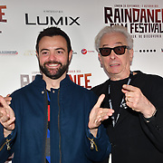 Director Gustavo Sanchez - I hate New York and Elliot Grove attend World Premiere of Team Khan - Raindance Film Festival 2018 at Vue Cinemas - Piccadilly, London, UK. 29 September 2018.