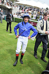 FRANKIE DETTORI at the 3rd day of the 2009 Glorious Goodwood racing festival held at Goodwood Racecourse, West Sussex on 30th July 2009.
