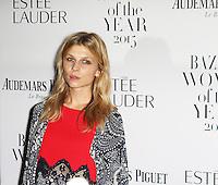 Clemence Poesy, Harper's Bazaar Women of the Year Awards, Claridge's, London UK, 03 November 2015, Photo by Richard Goldschmidt