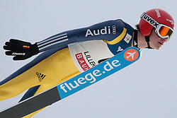 25.11.2012, Lysgards Schanze, Lillehammer, NOR, FIS Weltcup, Ski Sprung, Herren, im Bild Wellinger Andreas (GER) during the mens competition of FIS Ski Jumping Worldcup at the Lysgardsbakkene Ski Jumping Arena, Lillehammer, Norway on 2012/11/25. EXPA Pictures © 2012, EXPA/ Federico Modica