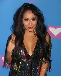 August 20, 2018 - New York City, New York, U.S. - NICOLE 'SNOOKIE' POLIZZI attends the arrivals for the 2018 MTV 'VMAS' held at Radio City Music Hall. (Credit Image: © Nancy Kaszerman via ZUMA Wire)