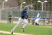 Inter Lakes versus Winnisquam varsity baseball Division III NHIAA May 5, 2011.